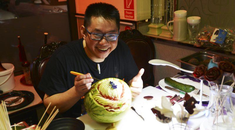 Jahrestag im Restaurant Dao Pavilion