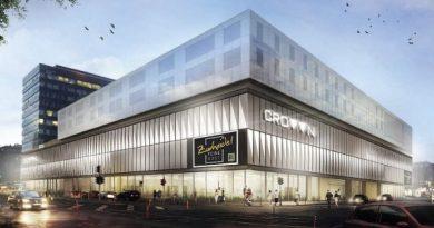 """Die KÖ bekommt eine Krone: """"Crown"""" eröffnet am 22. März"""