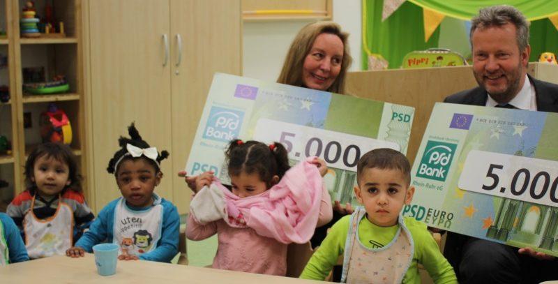 PSD Bank-Rhein-Ruhr erhöht Ergebnis und Gewinn