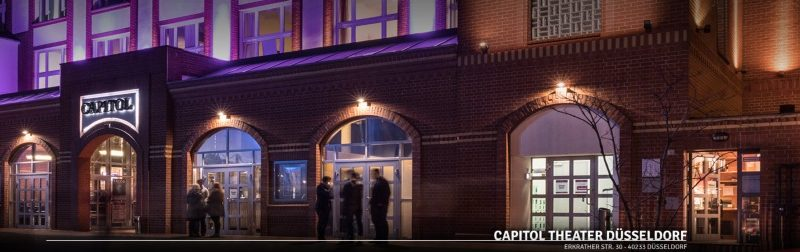 Der Grüffelo kommt ins Capitol Theater!