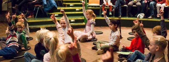 """Das 33. KinderKinoFest Düsseldorf """"Auf ins Unbekannte"""""""