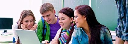 Anmeldungen zu den weiterführenden allgemeinbildenden Schulen