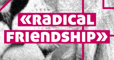 Radical Friendship