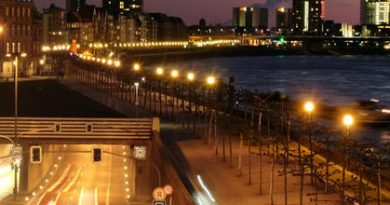 25 Jahre Rheinufertunnel: Das feiern wir am Sonntag