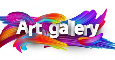 """Ausstellung """"Armin Baumgarten – Bilder und Skulpturen"""""""
