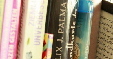 Unsere Stadtbücherei stillt auch im Lockdown die Leselust