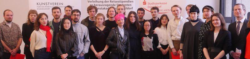 Die Kunst-Stiftung der Sparkasse vergibt Stipendien