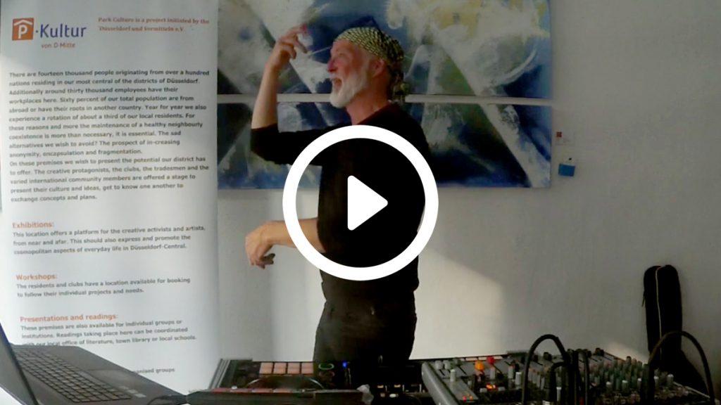 Kooperativ D-Mitte - Jörg Cölsmann Stream Test