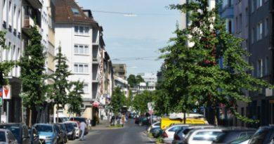 Wann wird die Bismarckstraße schöner??