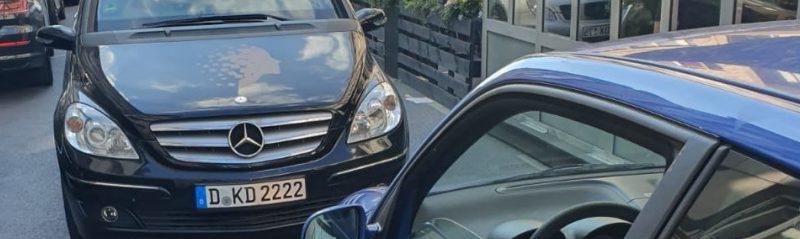 Der PKW-Verkehr muss geändert werden