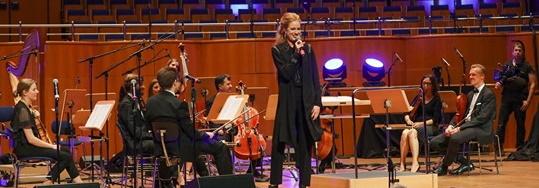 Sarah Bouwers, unsere musikalische Seele!