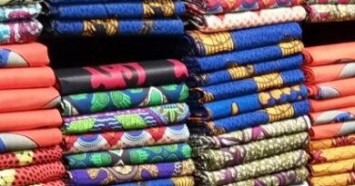 Unsere Stoffe haben Namen – African Textile