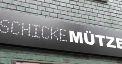 Donnerstag, 23.9. 17 Uhr: Schicke Mütze bei Radio Park-Kultur