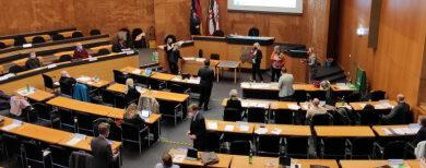 Sitzung der Bezirksvertretung 1 am 10.9.